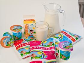 Молочные заводы России