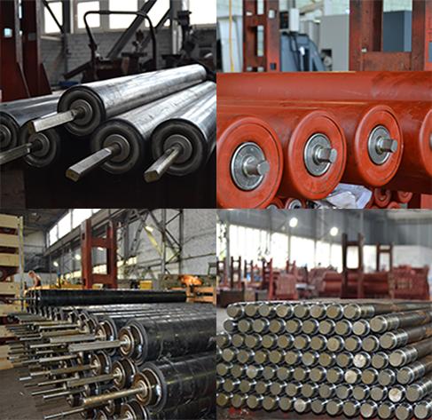 Производители конвейерного оборудования рольганг с рулеткой