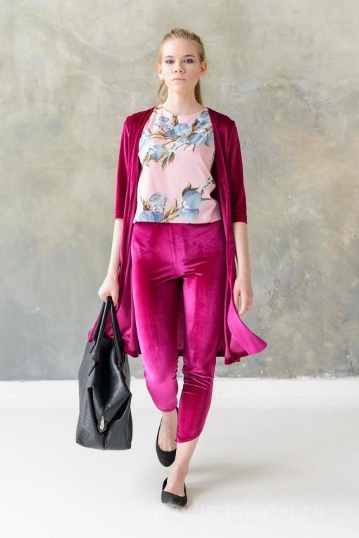 50c7641763a Коллекция женской одежды весна-лето от производителя Компания ...