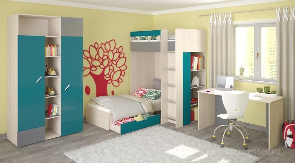 """Мебельные комплекты для детской комнаты от производителя """"го."""