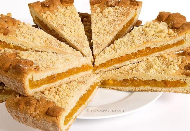 Рецепты сладких татарских пирогов с фото