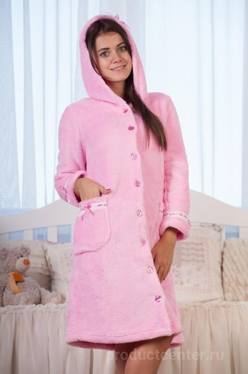 a16db14125e4 Домашние женские халаты от производителя Швейная компания «Махаон ...