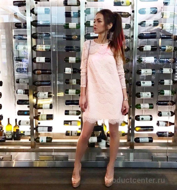 c424b969914 Кружевные платья прямого кроя от производителя Производитель женской ...