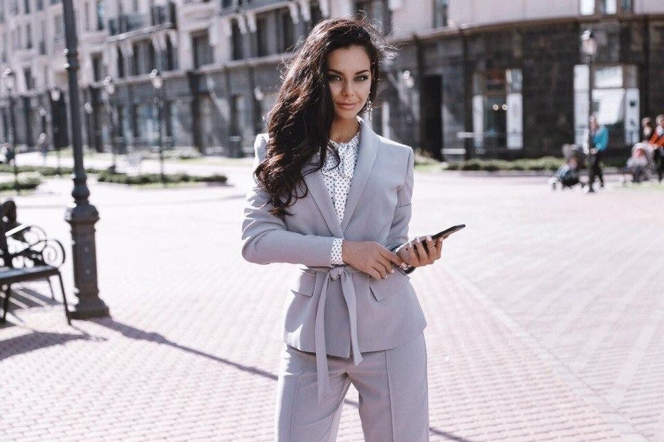 49981f67c4d3 Костюм Тиффани от производителя Производитель женской одежды ...