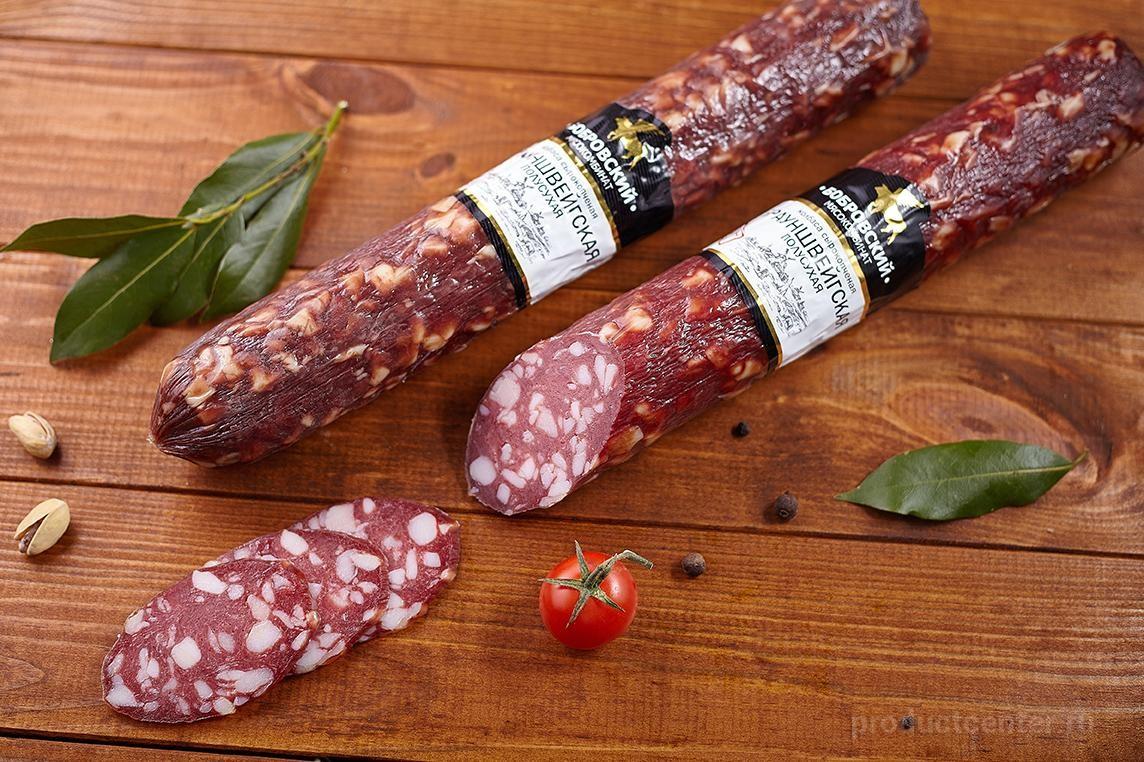 Каталог продукции бобровского мясокомбината