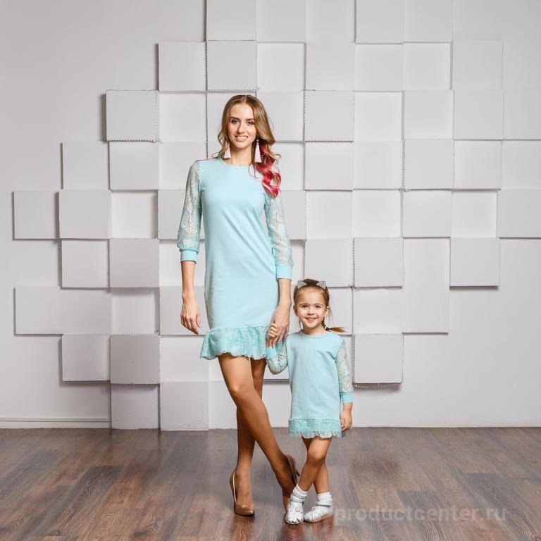 7f28194580f6 Фото 1 Женские платья в стиле Family look, г.Новосибирск 2018