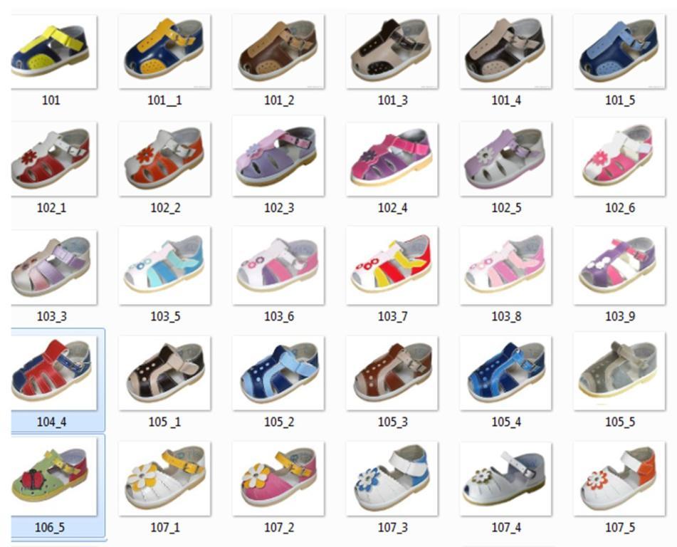 ebbbd5e6f Сандалии детские «МИДАС» от производителя Фабрика детской обуви ...