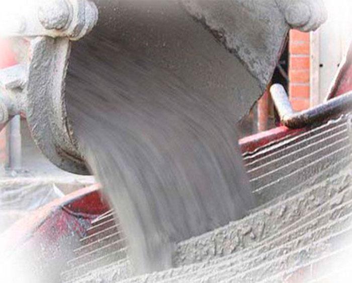Цементный раствор производство нормы расходы на бетонные смеси