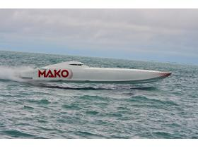 Powerboat «MAKO»