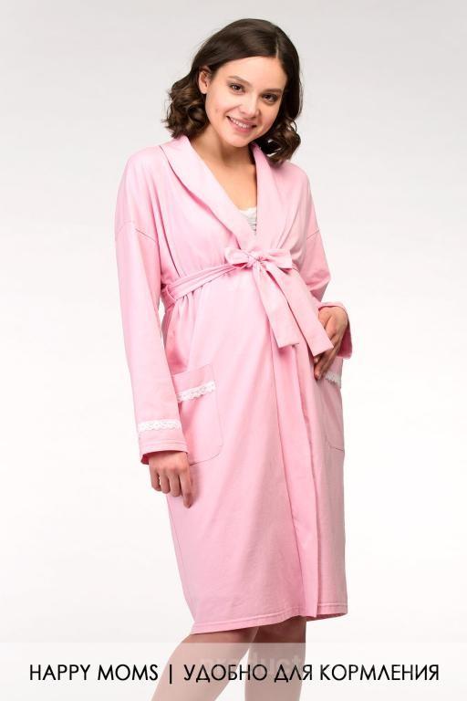 Халаты, сорочки для беременных от производителя Фабрика одежды для ... 4d2c6589cc0