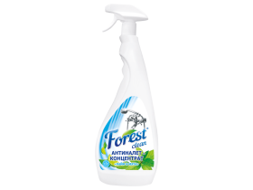 Forest clean. Антиналет