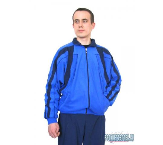 Спортивный трикотажный костюм взрослый от производителя Фирма