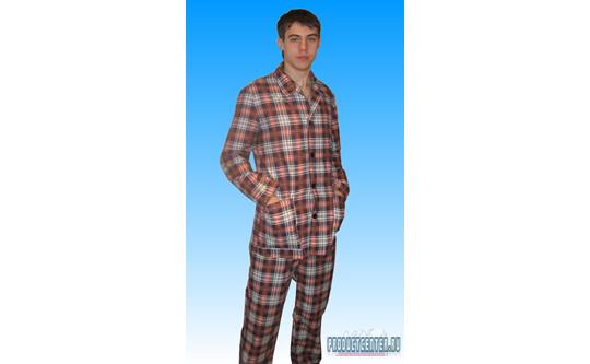 3f0af14e0fe1e Пижама мужская, фланель от производителя ООО