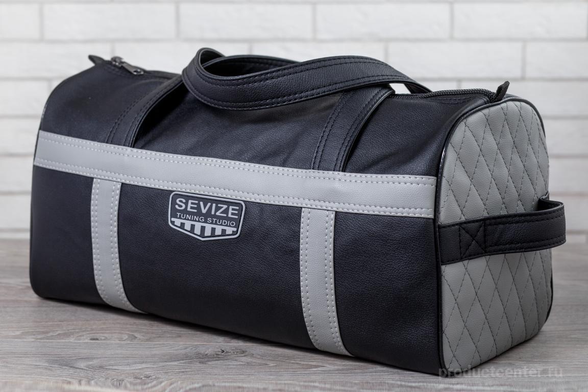 6c6aa7805096 Дорожная сумка из экокожи «SEVIZE» от производителя Компания «SeViZe ...