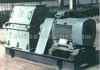 Молотковая дробилка в Моршанск дробилка щёковая смд-110