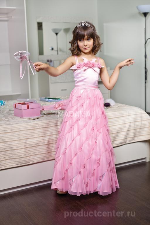 Платья для девочек производства россия