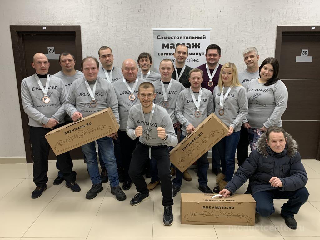 россия производители массажеров
