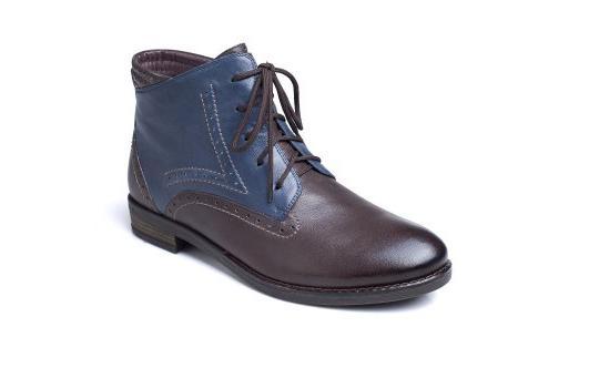 691ffe448 Мужские ботинки осень-зима на шнуровке от производителя Фабрика ...