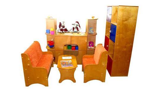 Мебель длЯ детской изфанеры, мебель длЯ детских садов от пр.