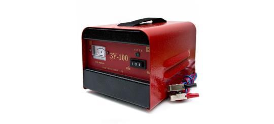 Зарядное устройство зу-100 инструкция