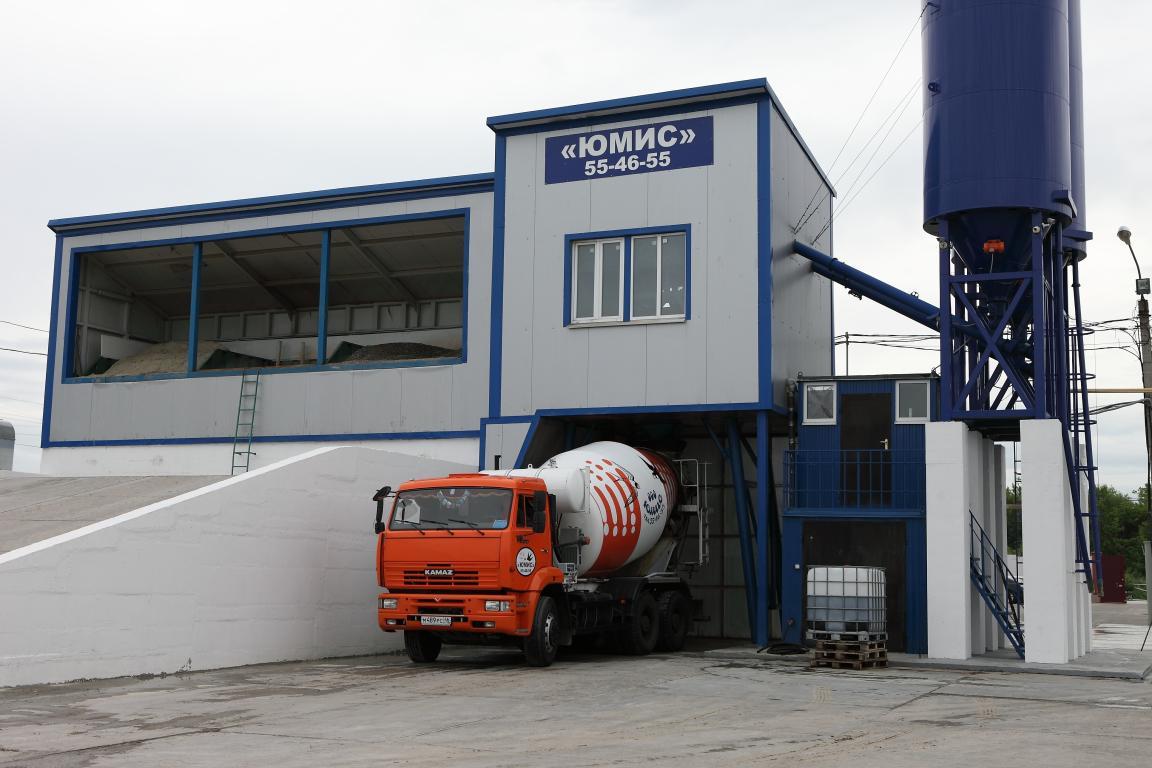 юмис бетон курск
