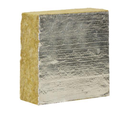 базальтовая вата с алюминиевой фольгой