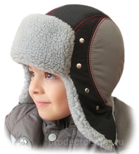 детская зимняя шапка для мальчика от производителя ООО