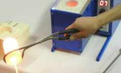 Установка плавильная индукционная UPI-120-2, фото, индукционные печи и литейное обрудование для ювелиров.